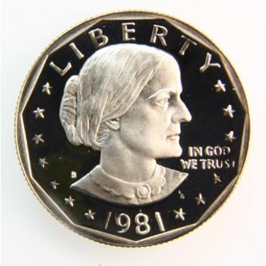 1981 SBA Proof