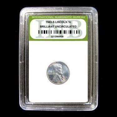 1943-S Small Cen