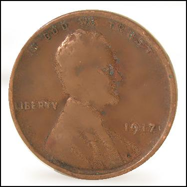 1917 Small Cents