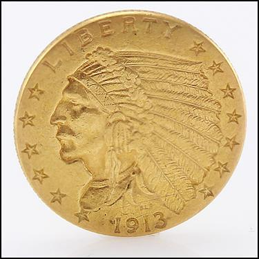 ***1913 GOLD***