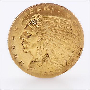 ***1909 GOLD***