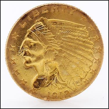 ***1912 GOLD***