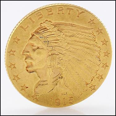 ***1915 GOLD***