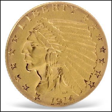 ***1914 GOLD***