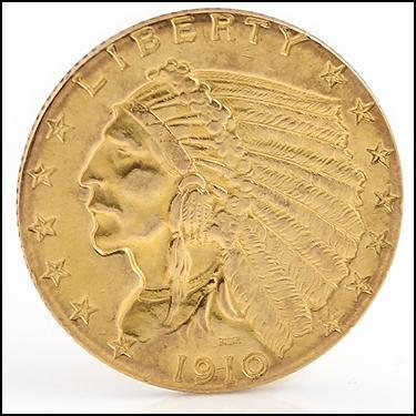 ***1910 GOLD***