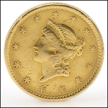 ***1853 GOLD****