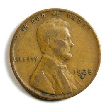 1935-S Small Cen