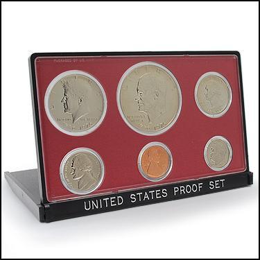 1975-S Coin Set