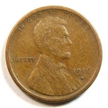 1916-S Small Cen