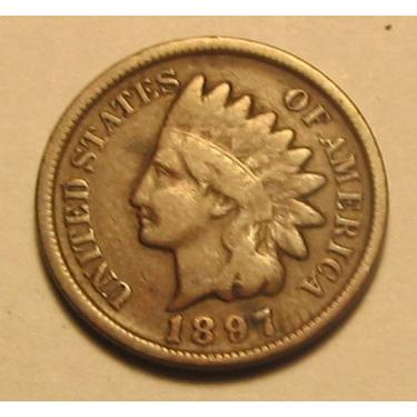 1897 Small Cents