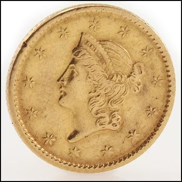 **1852 GOLD***
