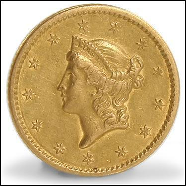***1849 GOLD****