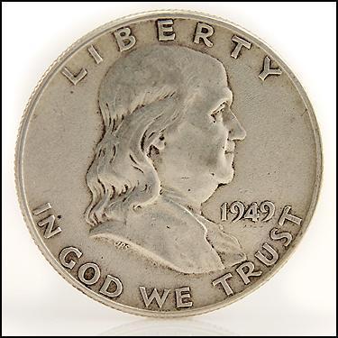 1949 Half Dollar