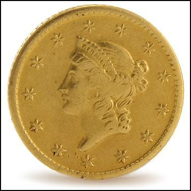 **1849-O GOLD***