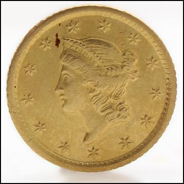 **1852-O GOLD**