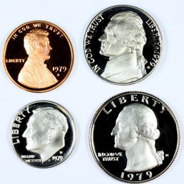 1979S PR 4 Coin