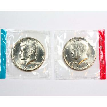 1972 P/D 50c Set