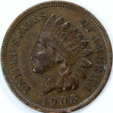 1906 Small Cents